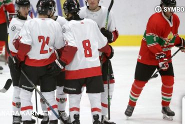 Ice Hockey World Championship: U20 team landed in Canada / Carinthia in Canada - 5 minutes