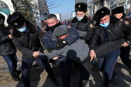 Kazakhstan: The ruling party clearly wins parliamentary elections