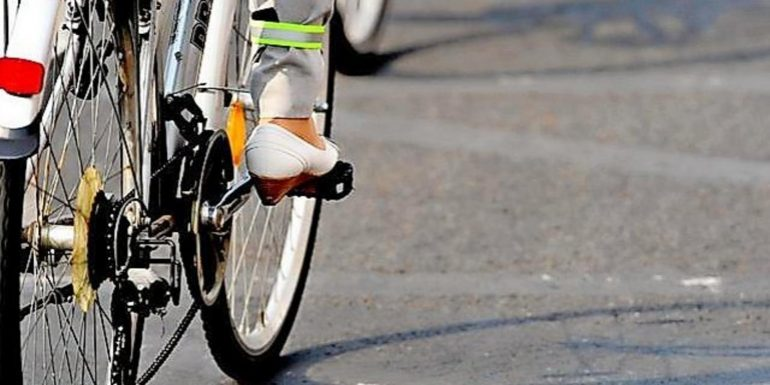 Many accidents in Leipzig area: cyclist seriously injured