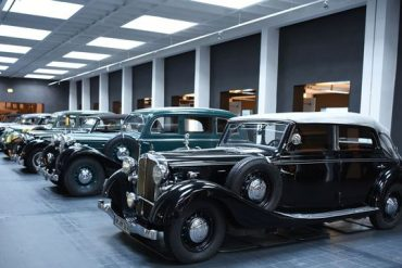 Maybach Museum Tour: 100 Years of Maybach Automobiles