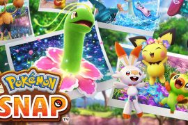 New Pokémon Snap - Mainart