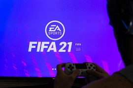 "No video games sold over ""FIFA 21"" in 2020"
