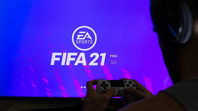 """No video games sold over """"FIFA 21"""" in 2020"""