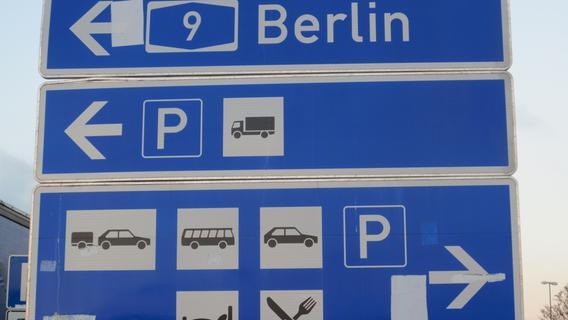 Pegnitz - Major manhunt for suspected car theft in Pegnitz area