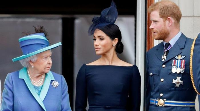 Queen Elizabeth snatched Meghan and Harry's power within minutes with one sentence