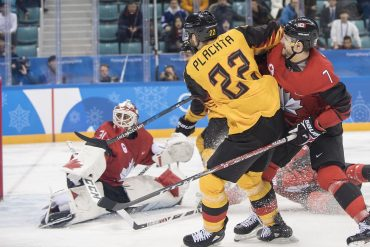 Re Live: Ice Hockey Semifinal Pyeongchang 2018: Canada - Germany - Game Show History - General - More Sports