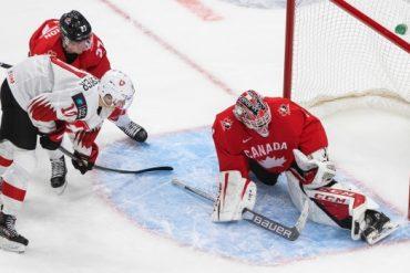 Revenge-minded Devon Levi leads Canada into Russia showdown
