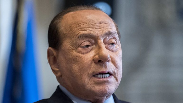 Silvio Berlusconi in the hospital for heart problems