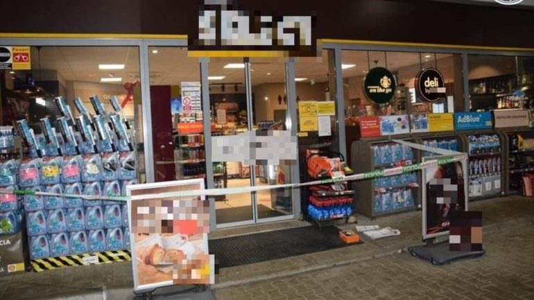 Slovakia: Fear of death!  Desperate hostage gas station satisfies robbers - Foreign news