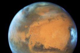 Space Project 2021: Traces of Mars, Moon and Big Bang