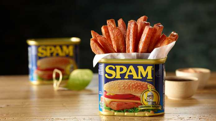 40 years of spam