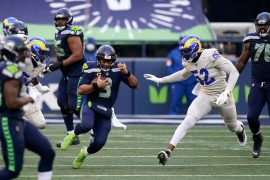 Standings, wild-card matchups and schedule