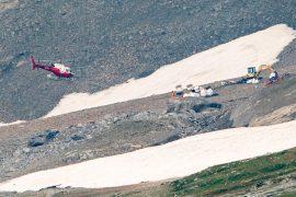 Switzerland: Ju-52 crash with 20 dead - pilot errors caused misfortune
