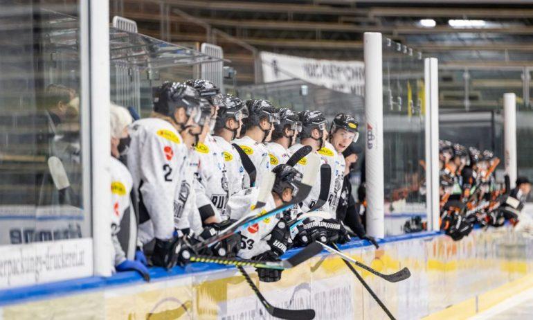 The play is a Dornbeans new-scorer Luciani!  - hockey-news.com