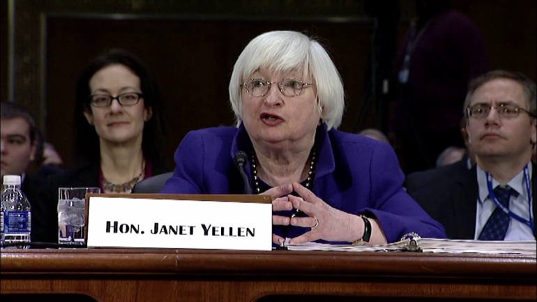 US Treasury Secretary Yellen wants global minimum tax and bitcoin regulation