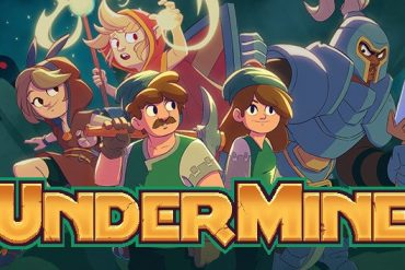 Undermine - Nintendo is coming to Switch on February 11