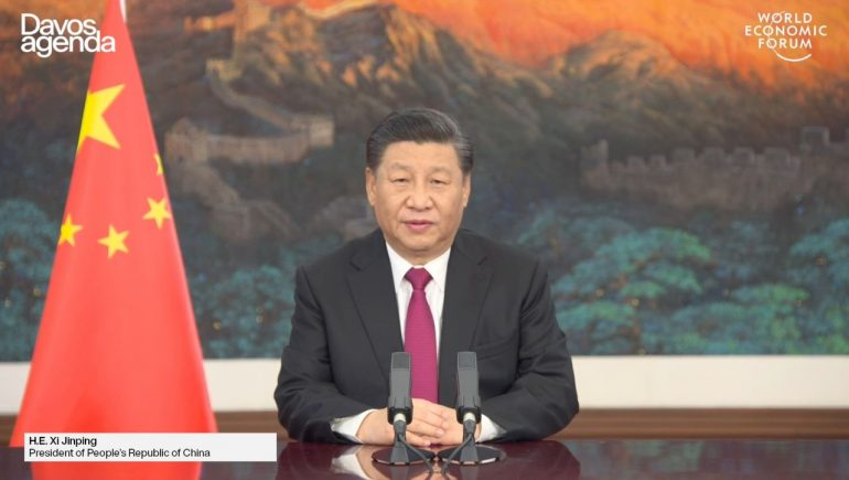 Xi Jinping: A Digital Speech in Davos - And What It Means