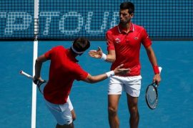 ATP Cup: Serbien besiegte Kanada mit 2: 1 und startete die Titelverteidigung