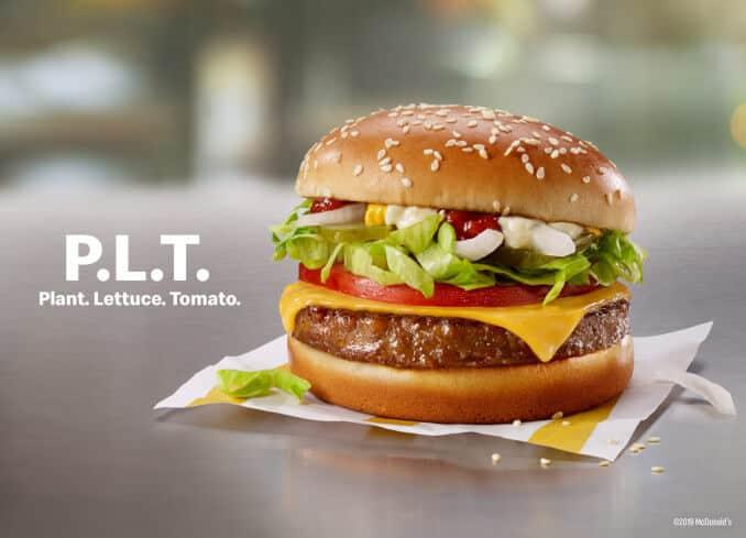 McDonald's of McDonald's: Test in Scandinavia