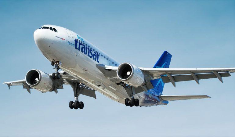Air transit temporarily suspends flight operations
