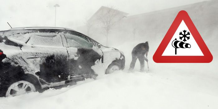 Dangerous blizzard: possible in Germany too?