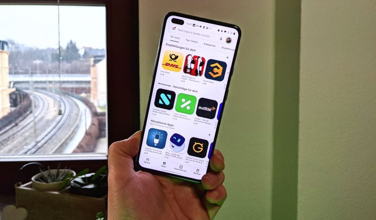 Google Play Store: News for the App Store