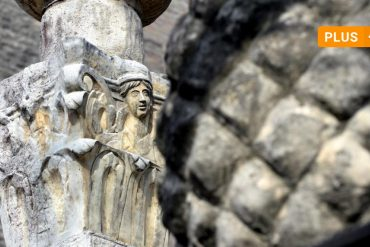 Augsburg: Art in a Public Place: On the Way of the Romans in Augsburg