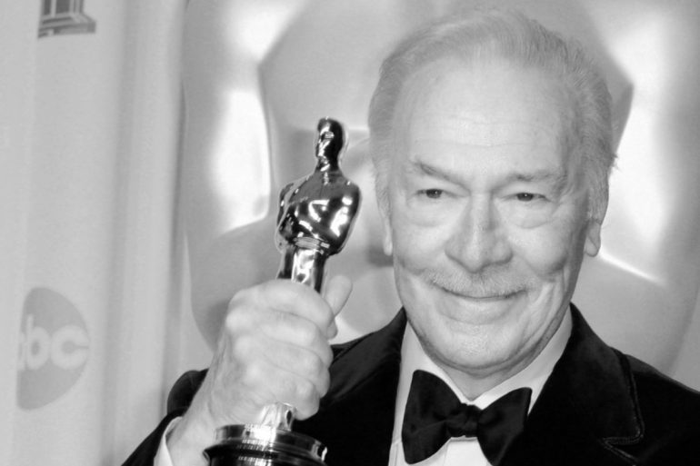 Over 50 years in the film business!  Oscar winner Christopher Plummer is dead