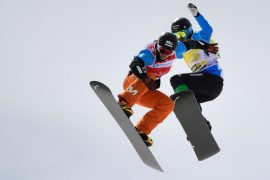 Basque is the new boardcross world champion - snowboard