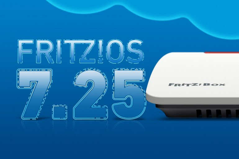 AVM brings Fritzos 7.25 to the start - which changes for the Fritzbox