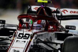 Antonio Giovinazzi: New Ferrari Engine Gives Hope / Formula 1