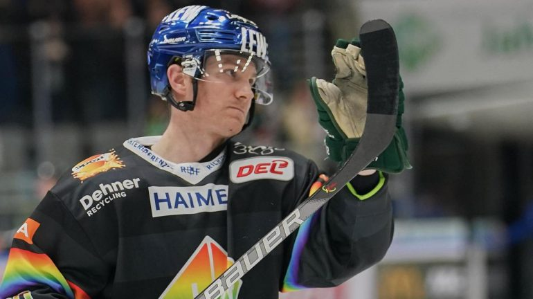 Augsburger Panther: Now it's clear: AEV defender McNeill isn't coming back