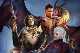 Baldur's Gate 3 - The Druids Are Coming