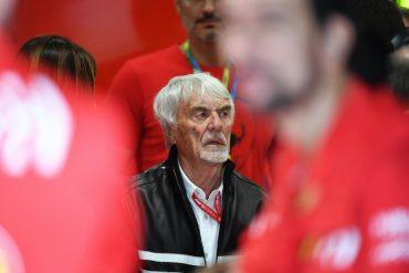 """Bernie Ecclestone: """"Ferrari Formula 1"""" / Formula 1"""