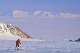 Canada's last intact icy coast breaks