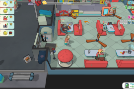 Daedalik Entertainment announced early access to its new title Godlike Burger