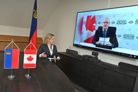 Declaration launches against controversial protests - Liechtenstein