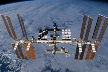 Detection of potential leak in ISS astronauts    free Press