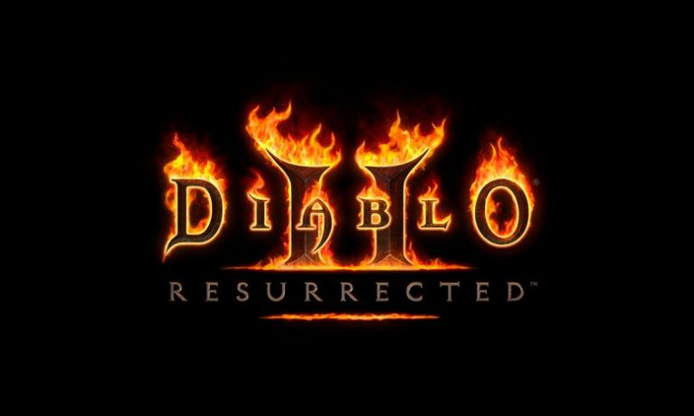 """""""Diablo II"""": The action RPG classic is coming back!"""