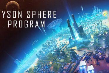 Dyson Sphere Program: Automation Launches Game Rocket Launch