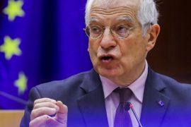 EU calls ambassador back from Cuba