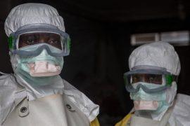 Four killed in Ebola spread to Congo