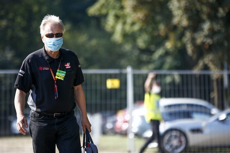 """Gene Haas: """"It's going to be a tough year"""" / Formula 1"""