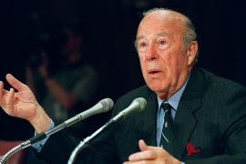 George Shultes: Former US Secretary of State has died at the age of 100