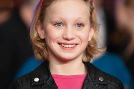 Helena Zengel nominated for US Critic Award as a young star