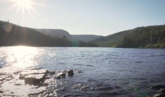 In Canada, the river has individual rights for the first time