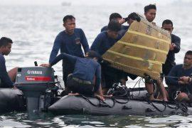 Indonesia: Jam throttle is the cause of plane crash from Java, according to investigators