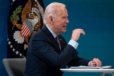 Joe Biden is on the phone with King Salman - not a word for Jamal Khashogi