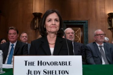Judy Shelton: Joe Biden withdraws Donald Trump nomination from controversial Fed candidate
