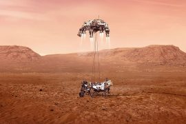 Livestream Report on Planned Landing on Mars |  Science